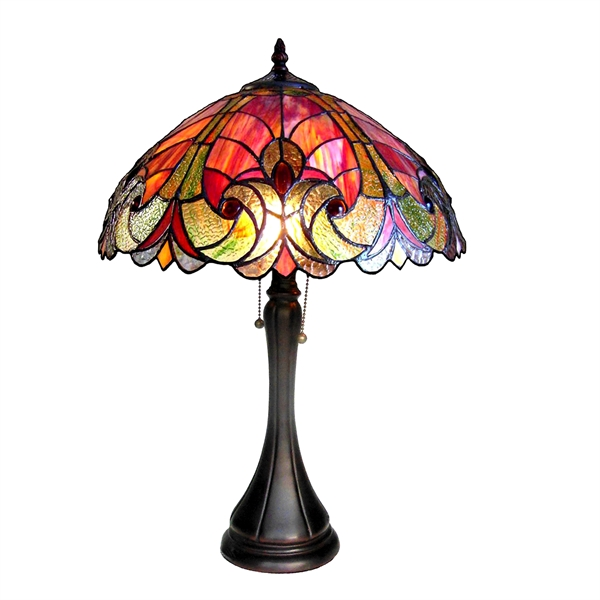 Amor Red Table Lamp