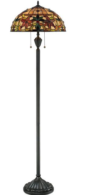 Kami Flowered Floor Lamp