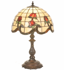 Rosebud Table Lamp