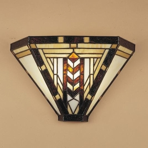 Carnelian Mission Wall Sconce