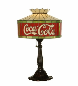 Coca-Cola (Registered) Table Lamp