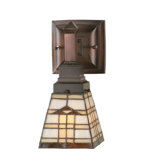 Arrowheads One Light Wall Sconce