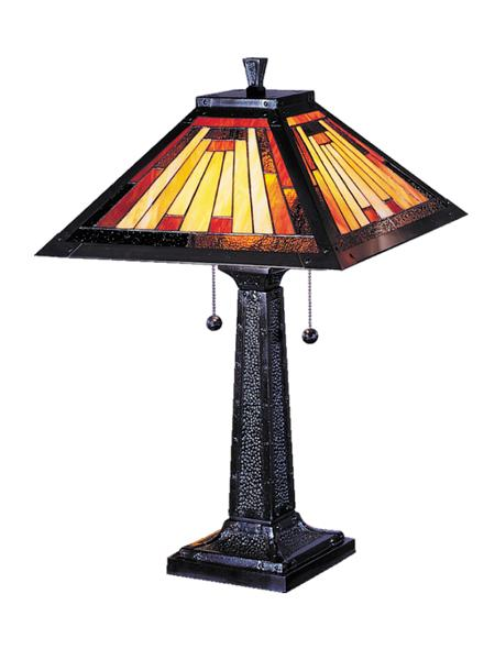 Mission Camelot Table Lamp