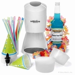 Home-Use Shaved Ice Packages