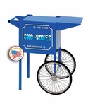 Small Old Fashioned Snow Cone Cart