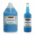 Blue Cotton Candy Snow Cone Syrup