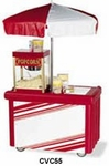 Snow Cone Cart - Red and White