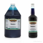 Blueberry Snow Cone Syrup