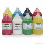 8 Gallons of Snow Cone Concentrate Flavor