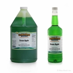 Green Apple Snow Cone Syrup