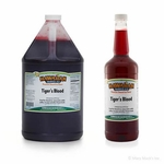 Tiger's Blood Snow Cone Syrup