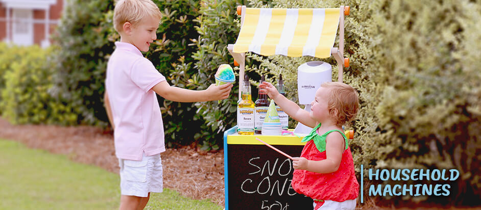 Home-Use Snow Cone Machines