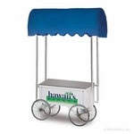 36 in. Shave Ice Wagon
