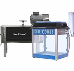 All Snow Cone & Shaved Ice Machines