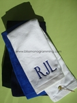 Men's Golf Towel