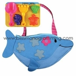 Beach Tote with Tools<br>Dolphin