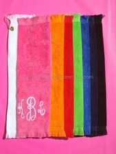 Fringed  Sports Towel