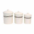 Barbwire Canister Set