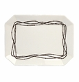 Barbwire Serving Platter