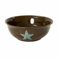 Star Serving Bowl