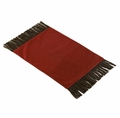 Reversible Placemats (red/brown)