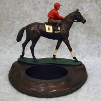 Jockey Boy Desk Dish
