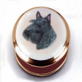 Scottish Terrier Box