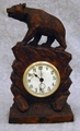 Tall Bear Clock