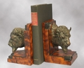 Buffalo Bookends