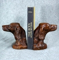 Setter Bookends