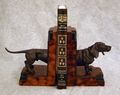 Wiener Dog Bookends