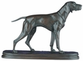 English Pointer Statue