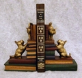 Dog & Cat Bookends