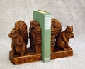 Large Squirrel Bookends