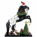Appy Holidays Painted Ponies Figurine - Retired Painted Pony