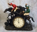 Steeplechase Clock (Painted)