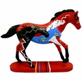 """Brave Hearts"" Painted Ponies Happy Trails"