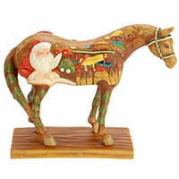 Wooden Toy Horse - Retired