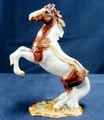 "Kingspoint ""Wild & Free Horse"" Trinket Box & Necklace"