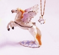 "Kingspoint ""Celestial Pegasus"" Trinket Box and Necklace"