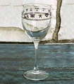 """West Creation """"Brands and Ropes"""" Wine Glass 10 � Oz Set"""