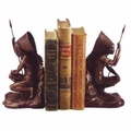 Warrior Chief Bookends