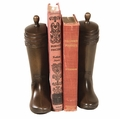 Equestrian Boots Bookends