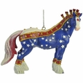 Revolutionary  Warhorse Ornament - Retired