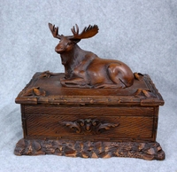 "OK Casting ""Moose Keepsake Box"""
