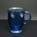 Denim Cobalt 16 oz. Caf� Mug