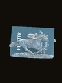 Racehorse Card Holder