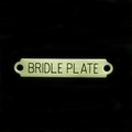 "2"" Bridle Plate"