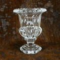 Sussex Round Crystal Trophy Vase - Log in for quantity pricing of 2 or more trophies.
