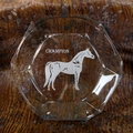 Chloe Plate Trophy - Log in for quantity pricing of 2 or more trophies.